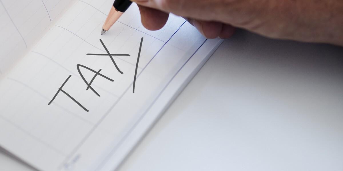 tax pen