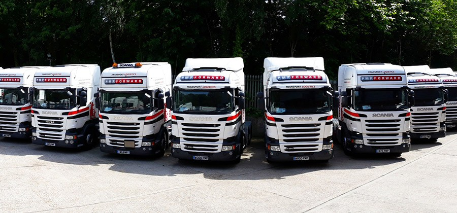 Successful administration of haulage company