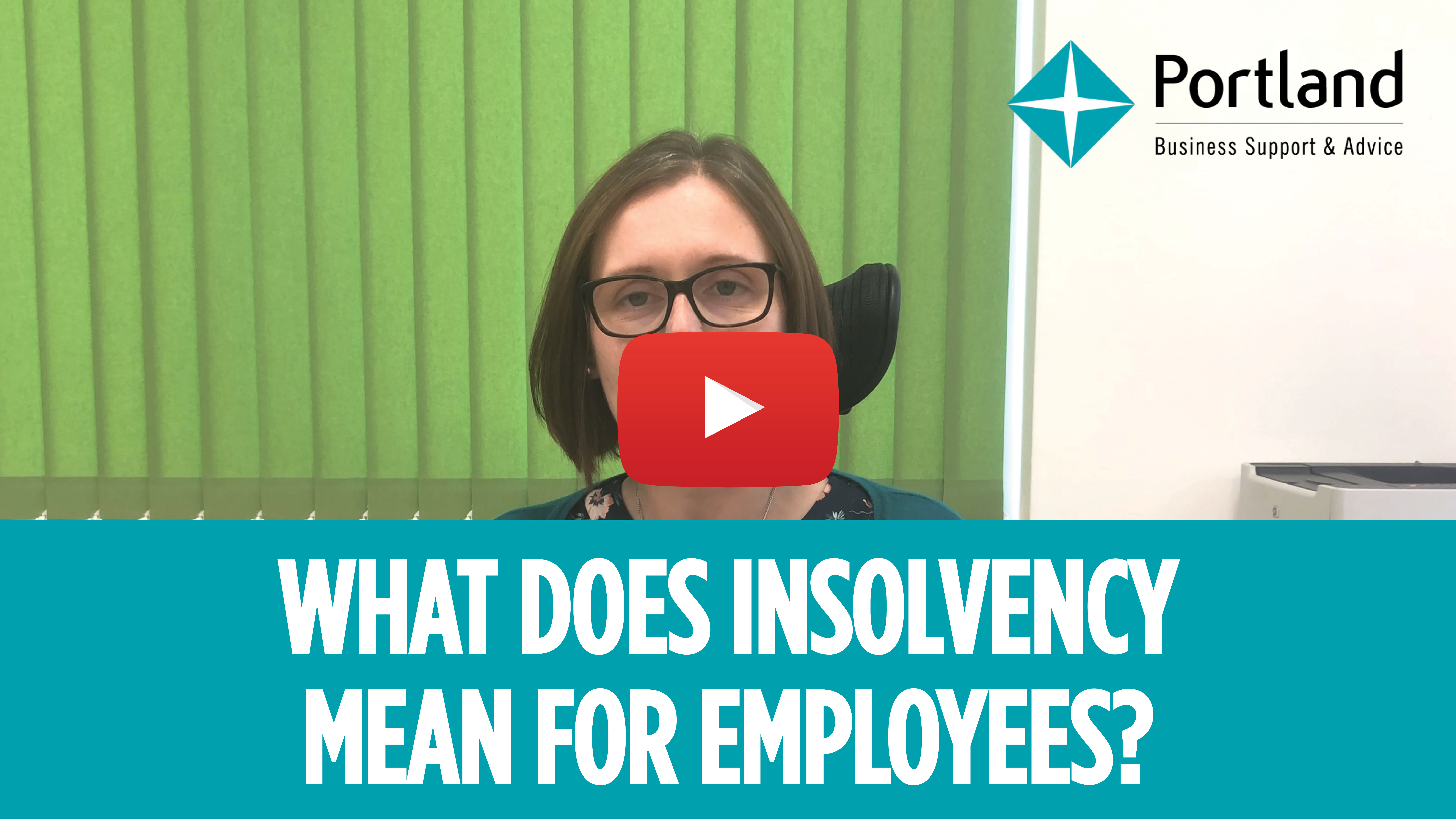 What does insolvency mean for employees