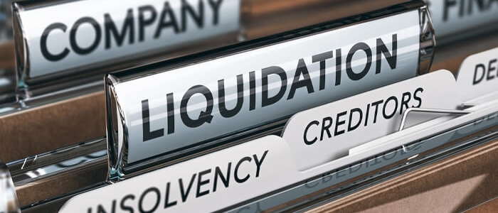 What is liquidation?